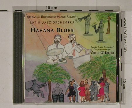 Latin Jazz Orchestra: Havana Blues, FS-New, Palmetto(PM2034), US, 98 - CD - 91706 - 10,00 Euro
