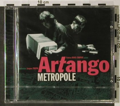 Artango: Metropole, FS-New, Virgin(), , 1997 - CD - 92799 - 10,00 Euro