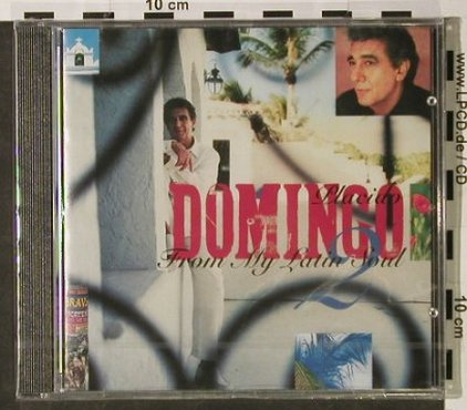 Domingo,Placido: From my Latin Soul 2, FS-New, Sony(), , 1997 - CD - 92816 - 7,50 Euro