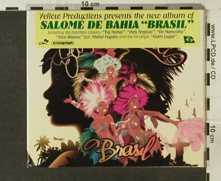 De Bahia,Salomé: Brasil, FS-New, Yellow(), , 2005 - CD - 94210 - 12,50 Euro