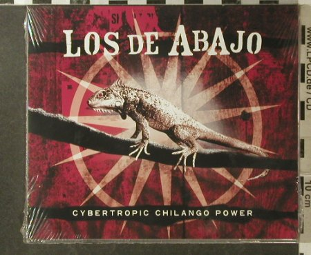 Los Del Abajo: Cybertropic Chilango Power, FS-New, Luaka(), EU, 02 - CD - 95912 - 15,00 Euro