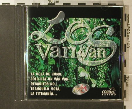Los Van Van: Best Of, Milan Latino(42437-2), EU, 1997 - CD - 95988 - 10,00 Euro