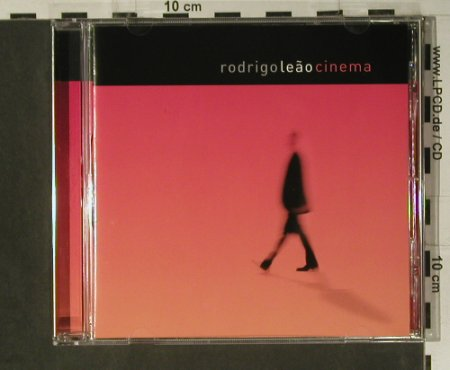 Leao,Rodrigo: Cinema, Sony(), EU, 2005 - CD - 98563 - 10,00 Euro