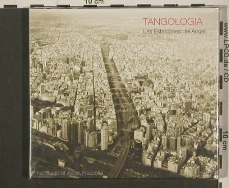 Tangologia: Las Estaciones del Angel, Digi, Moon Sound Rec.(1315-1514-19), D,FS-New, 2007 - CD - 99971 - 10,00 Euro