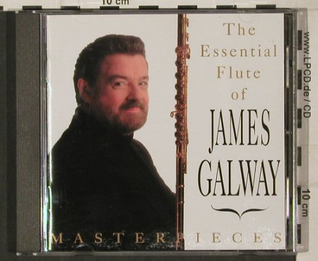 Galway,James: The Essential Flute of, RCA Victor(74321 13385 2), A, 1993 - CD - 80304 - 7,50 Euro