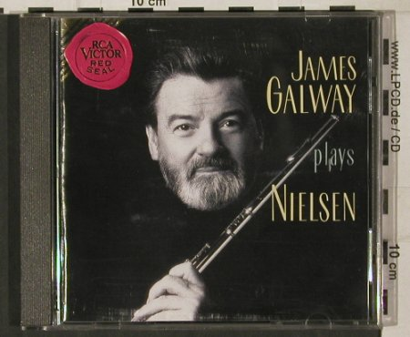Nielsen,Carl: James Galway plays, RCA Victor Red Seal(07863 56359 2), A, 1987 - CD - 80306 - 7,50 Euro
