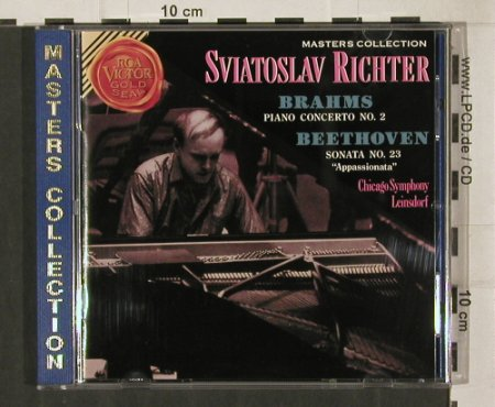 Brahms,Johannes / Beethoven: Piano Concerto No.2/Sonata No.23, RCA Masters Collection(07863 56518 2), D, 1989 - CD - 80339 - 10,00 Euro