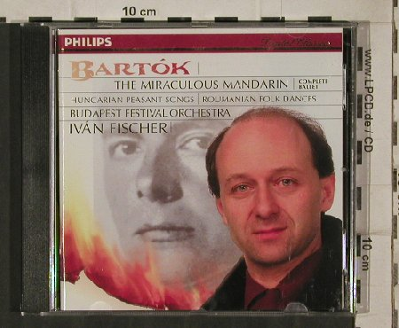 Bartók,Béla: The Miraculous Mandarin, Philips(), D, 1997 - CD - 81260 - 9,00 Euro