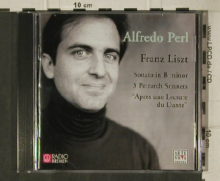 Liszt,Franz: Sonata in B minor,select.work Vol.2, Arte Nova/Radio Bremen(74321 71767 2), D, 2000 - CD - 81369 - 7,50 Euro