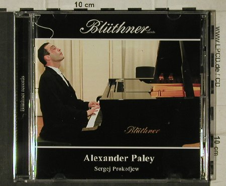 Prokofiev,Serge: Blüthner , the Golden Tone, Hänssler(98.780), D, 2007 - CD - 81454 - 4,00 Euro