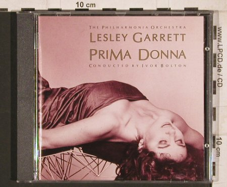 Garrett,Lesley: Prima Donna-Samson..Enchantress, Silva Scr.(SONGCD 907), UK, 1992 - CD - 81734 - 6,00 Euro