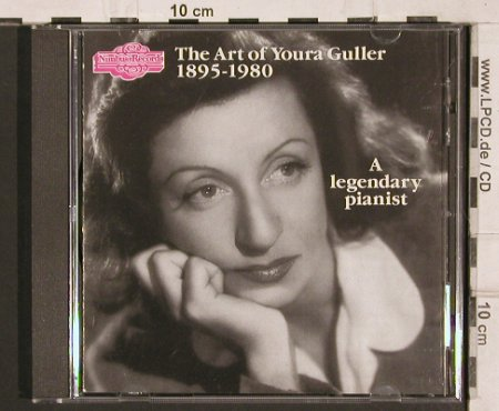 Guller,Youra: The Art of - A Legendary Pianist, Nimbus Rec.(NI 5030), UK, 1986 - CD - 82027 - 11,50 Euro