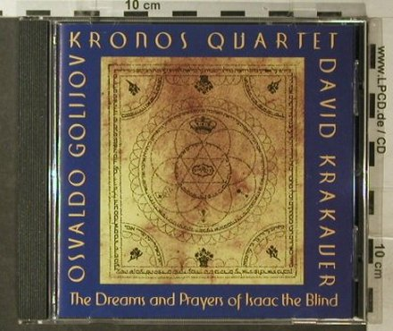 Kronos Quartet: The Dreams and Prayers o.IssacBlind, Nonesuch(), D, 1997 - CD - 82395 - 10,00 Euro