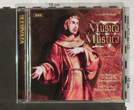 V.A.Musica Mystica IV:  Huelgas Ensemble, Paul van Nevel, Sony(), EU,19Tr., 1997 - CD - 84163 - 6,00 Euro