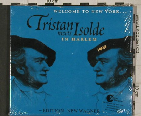 V.A.Tristan Meets Isolde: Edition: New Wagner, FS-New, EMI(), D, 2004 - CD - 91419 - 11,50 Euro