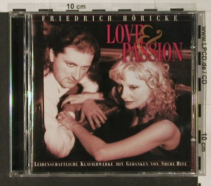 Höricke,Friedrich: Love & Passion, EastWest(), D, 98 - CD - 91634 - 6,00 Euro