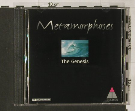 Metamorphoses: The Genesis, Teldec(), D, 1995 - CD - 91660 - 5,00 Euro