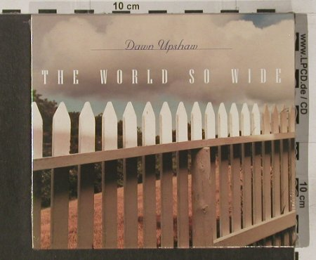 Upshaw,Dawn: The World So Wide, FS-New, Nonesuch(), D, 1998 - CD - 92126 - 9,00 Euro
