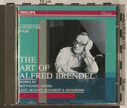 Brendel,Alfred: The Art Of - A Selection From, Philips(), D,Promo, 95 - CD - 92128 - 7,50 Euro