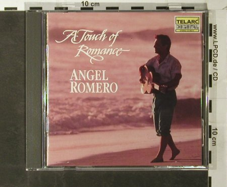 Romero,,Angel: A Touch of Romance, Telarc(80213), US, 1989 - CD - 93373 - 5,00 Euro