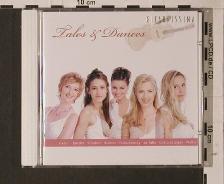 Guitarrissima: Tales & Dances, Acoustic Music(319.1361.2), D, 2005 - CD - 94786 - 7,50 Euro