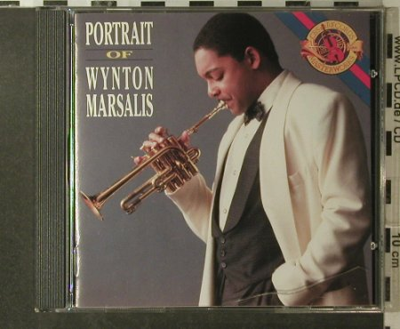 Marsalis,Wynton: Portrait Of, CBS(MK 44726), A, 1988 - CD - 96131 - 10,00 Euro