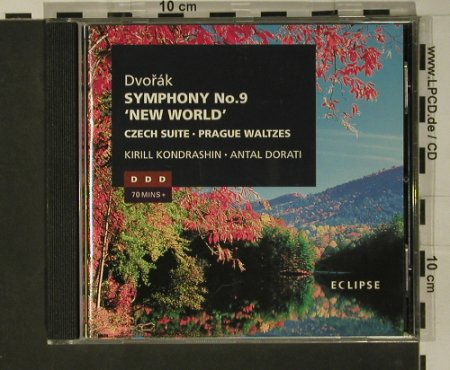 Dvorák,Antonín: Symphony No. 9 , New World, Decca(448 245-2), , 1995 - CD - 97938 - 7,50 Euro