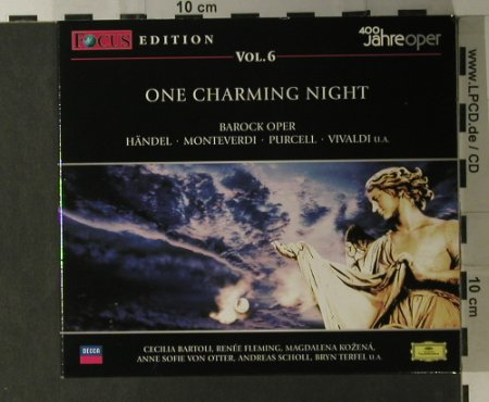 V.A.Focus Edition Vol.6: One Charming Night, Deutsche Grammophon(442 918-8), EU, 2007 - 2CD - 98130 - 10,00 Euro