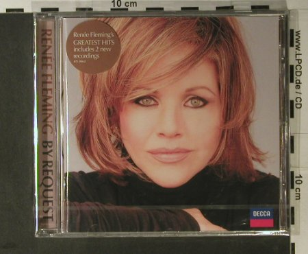 Fleming,Renée: By Request, FS-New, Decca(475 094-2), D, 2001 - CD - 98260 - 9,00 Euro