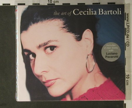 Bartoli,Cecilia: The Art Of, FS-New, Decca(473 380-2), D, 2002 - CD - 98261 - 10,00 Euro