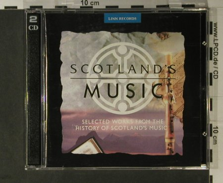 V.A.Scotlands Music: History Of Scotlands Music, Linn(LINN CKD 008), UK, 1992 - 2CD - 98310 - 15,00 Euro
