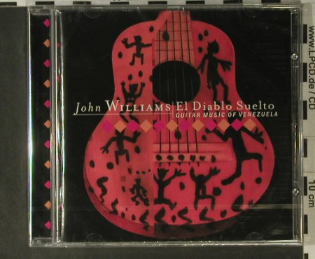 Williams,John: El Diablo Suelto, FS-New, Sony(SK 90451), EU, 2003 - CD - 98341 - 10,00 Euro