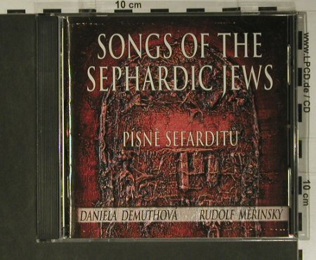 V.A.Songs Of The Sephardic Jews: Pisne Sefarditu, Oliverius(OL 0004-2 131), CZ, 1996 - CD - 98473 - 15,00 Euro