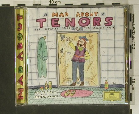 V.A.Mad About Tenors: The Greates Stars..Greatest Music, D.Gr.(439 517-2), D, 1996 - CD - 99039 - 4,00 Euro