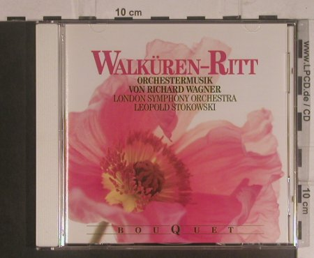Wagner,Richard: Walküren-Ritt, Bouquet(436 524-2), D, 1992 - CD - 99465 - 5,00 Euro