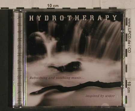 V.A.Hydrotherapy: Refreshing a. Sooth...insp.by water, Finlandia(3984-21195-2), , FS-New, 1998 - CD - 99813 - 7,50 Euro