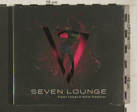 V.A.Seven Lounge: Finest Lounge&House Pleasures,Digi, Clubstar(), , 2009 - 2CD - 80046 - 10,00 Euro