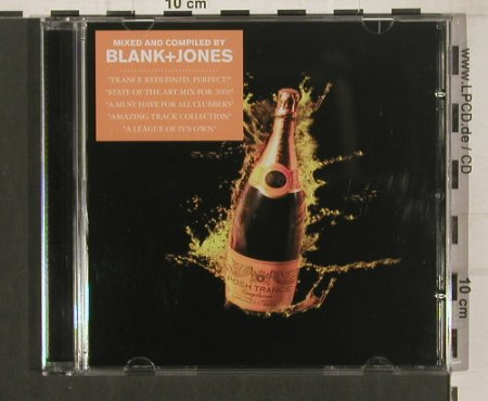 V.A.Posh Trance: Mixed & Compiled By Blank+Jones, Soundcolours(), EU, 2008 - CD - 80173 - 7,50 Euro