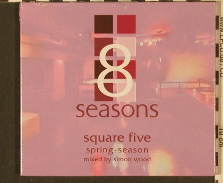 V.A.8 Seasons pres. Square 5: Spring-season, FS-New, Le Bien et le Mal(BIEN017), , 2005 - CD - 80237 - 5,00 Euro