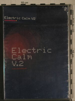 V.A.Electric Calm: LoStep f.Lior Attar...Twisted Air, Global Underground(GUEC002CD), FS-New, 2003 - CD - 80466 - 7,50 Euro