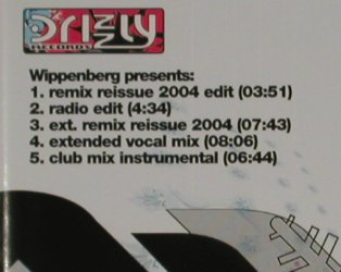 Ayu: Naturally, Wippenberg rmxs, 5 Tr., Drizzly Records(DRZ3004-CD), D, 2004 - CD5inch - 80568 - 5,00 Euro