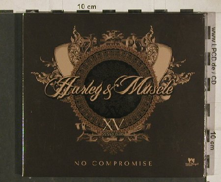 Harley & Muscle: No Compromise(15), Digi, FS-New, Little Angel Rec.(LAR 026), , 2011 - 2CD - 80760 - 10,00 Euro