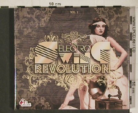 V.A.Electro Swing Revolution Vol.1: Caro Emerald...Makala, Digi, FS-New, Lola's World(CLS0002352), , 2011 - 2CD - 80960 - 10,00 Euro