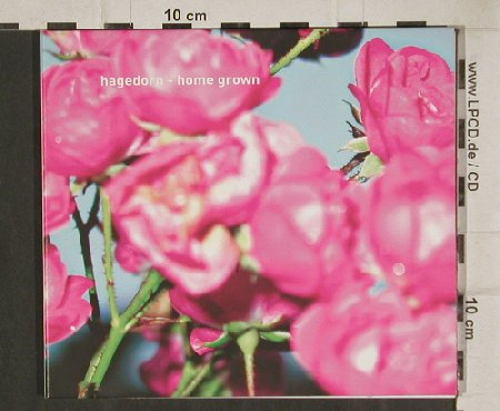 Hagedorn: Home grown, Digi, onitor(onitor 14), D, 2003 - CD - 81020 - 10,00 Euro