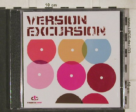 V.A.Version Excursion: reworks, re-edit & rmxs fr Archives, Counter Point(CRCD026), FS-New, 2005 - CD - 81188 - 7,50 Euro