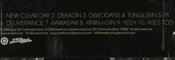 Mental Overdrive: 083, FS-New, Smalltown Supersound(STS083), , 2004 - CD - 81207 - 7,50 Euro