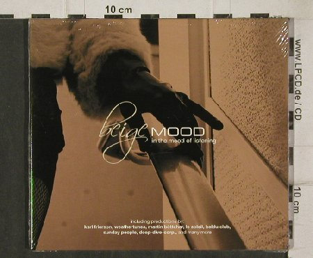 V.A.Beige Mood: In The Mood Of Listening,Digi, Music Mail(LOTION 002-2), , FS-New, 2006 - CD - 81220 - 7,50 Euro