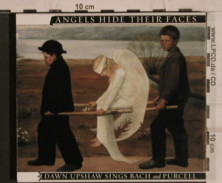 Upshaw,Dawn: Angels Hide Their Face,singsBach..., Nonesuch(), US,co, 2001 - CD - 82453 - 10,00 Euro