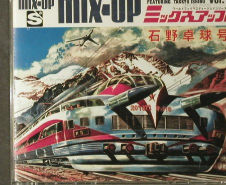 Ishino,Takkyu: Mix-Up Vol.1, Sony(484027 2), A, 1996 - CD - 82513 - 10,00 Euro
