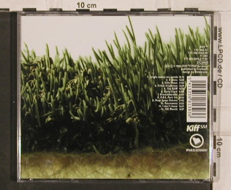 Green Piece: Northern Herbalism, Kiff(003), D, 1996 - CD - 82519 - 7,50 Euro